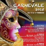Presentato il Carnevale di Paternò: dal 12 al 17 febbraio
