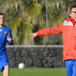 Sport. Il Calcio Catania prepara la gara di Benevento