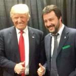 Trump e Salvini: dagli USA alla Val Brembana, quando la politica non sa mettere la cravatta