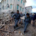 Il terremoto e il panico dell'umanità reduce