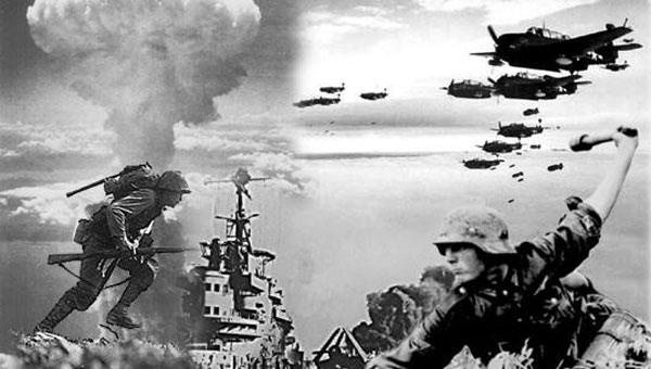 Accaddeoggi il 1 settembre 1939 scoppiava la seconda for Decorati 2 guerra mondiale