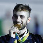 «Per vincere si lavora a testa bassa» Intervista all'oro olimpico Garozzo