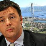 Ponte sullo Stretto, Renzi non è Bismark