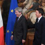 """Renzi, Gentiloni e il """"nuovo"""" Governo. Posizioni a confronto"""
