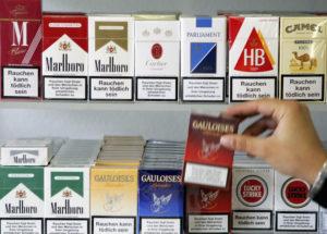 Cigarette Prices Climb