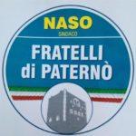 """Paternò. Oggi """"Fratelli di Paternò"""" ufficializza sostegno a Nino Naso"""