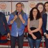 Da sinistra: avv. Andrea Carmanello, il candidato sindaco Nino Naso e i due candidati al Consiglio Comunale Guerrina Buttò e Andrea Di Bella.