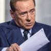 """Leader of Italian centre-right party """"Forza Italia"""" and former Italian Prime Minister, Silvio Berlusconi, attends at the Raiuno Tv program """"Porta a Porta"""", lead by journalist Bruno Vespa, in Rome, Italy, 12 November 2015. ANSA/ANGELO CARCONI"""