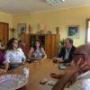 Il sindaco di Paternò Nino Naso incontra i consiglieri comunali eletti per il M5S.