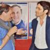 Il sindaco di Paternò Nino Naso insieme ad Andrea Di Bella, suo nuovo Portavoce politico-istituzionale. A Di Bella anche una delega ai Rapporti per la Comunicazione con il Consiglio Comunale.
