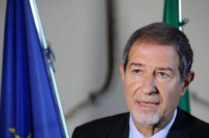 Nello Musumeci, candidato governatore del Centrodestra in Sicilia