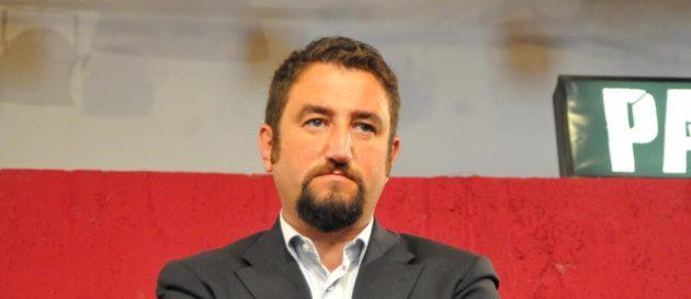 Giancarlo Cancelleri, candidato presidente della Regione Siciliana per il M5S.