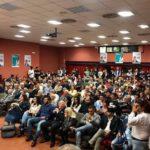 Catania. Il candidato all'Ars Galvagno infiamma le Ciminiere