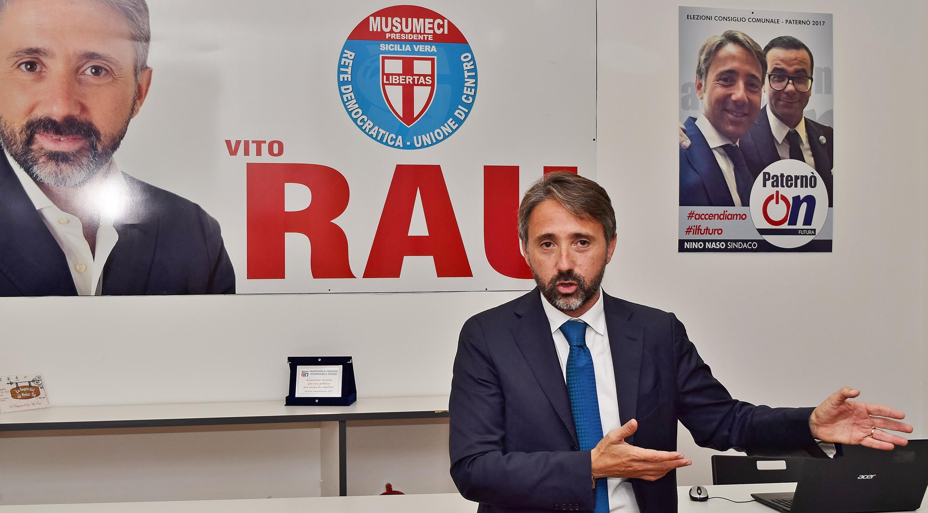 Vito Rau (Foto: Antonino Carobene)