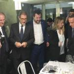 A Catania rinasce il Centrodestra. Cena in centro tra i leader