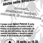 Paternò, scout Agesci Pt3 in festa il 26 aprile
