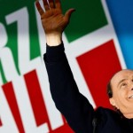 Berlusconi giovedì a Porta a Porta. Poi cavalcata da Santoro