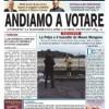 La prima pagina del numero di Marzo 2014 di Freedom24 freepress
