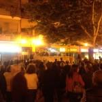 """Ragalna, Salvo Chisari in piazza: """"Basta con le staffette. M5S solo sfascio"""""""
