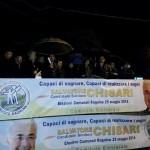 "Ragalna, Chisari in Piazza Cisterna: ""I ragalnesi hanno già capito"""