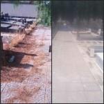 """Paternò, l'associazione """"FreeTime"""" ripulisce il cimitero nuovo"""