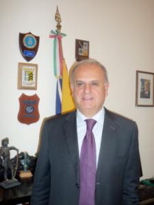 Alfio Papale, ex sindaco di Belpasso e attuale parlamentare all'Assemblea Regionale Siciliana