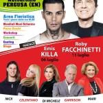 """Arts Village"" a Pergusa: kermesse ricca di ospiti dal 5 al 13 luglio"