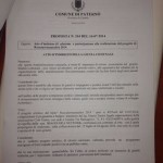 #roccavergogna a Paternò: 5400 euro ad un'associazione di Catania