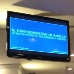 Centrodestra in Sicilia, convention di riunificazione all'Una Hotel di Catania