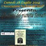 """Ragalna, conferenza """"Gli alieni del pianeta terra"""" al Palmento Arena il 28 luglio"""