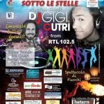 """Ragalna, """"Musica e spettacolo sotto le stelle"""" il 9 agosto"""