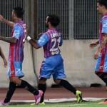 Calcio, il Catania pronto per affrontare il Perugia