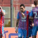 Calcio, con il Pro Vercelli disastro per il Catania