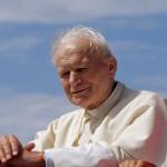 A Paternò le reliquie di Giovanni Paolo II