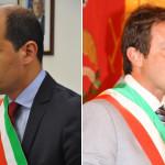 Facebook, sindaci a confronto: Mauro Mangano e Carlo Caputo sui social