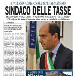 Paternò, il sindaco Mauro Mangano in prima pagina su Freedom dal 9 ottobre