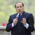 """Berlusconi: """"Non siamo al traino della Lega. Arriveremo al 40%"""""""