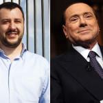"""Matteo Salvini cede: """"Voglio governare con Berlusconi"""""""