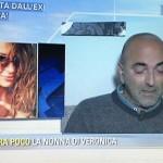 """Omicidio di Veronica a Catania, il padre su Canale5: """"Vi prego, fate giustizia"""""""