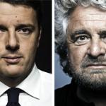 Riforme, Renzi pronto a farle con Grillo (che lo sfotte da sempre)