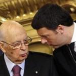 """Napolitano: """"Fine del mio mandato imminente"""""""