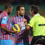 Calcio, per il Catania un Natale triste e una classifica sempre più difficile