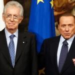 """La confessione di Mario Monti: """"Senza di me Berlusconi al Quirinale"""""""