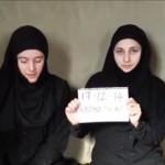"""Italiane rapite in Siria, spunta video: """"Siamo in pericolo"""""""