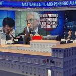 """Mattarella presidente, lo speciale """"Porta a Porta"""" su Raiuno (VIDEO)"""