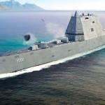 Quasi pronta la nave militare più potente mai costruita