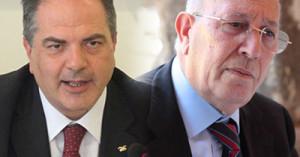 Giuseppe Castiglione e Pino Firrarello