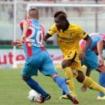 Calcio, per il Catania pareggio amaro a Modena
