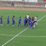 A Vittoria agguato al Paternò Calcio: ferito giocatore ed espulsi in 14