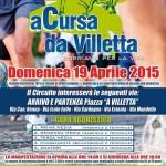 """Paternò, domani """"A Cursa da Villetta"""""""